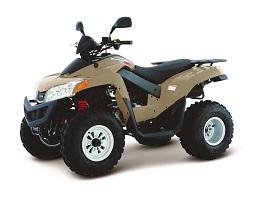 Quadlander 300S A/R